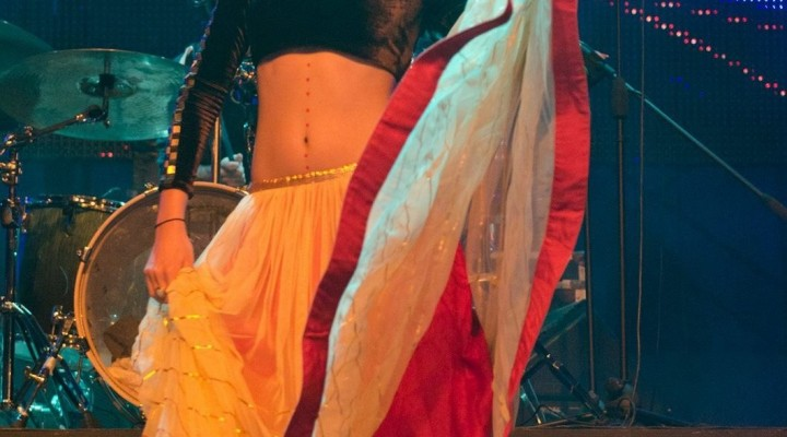 Music and fashion with Monica Dogra