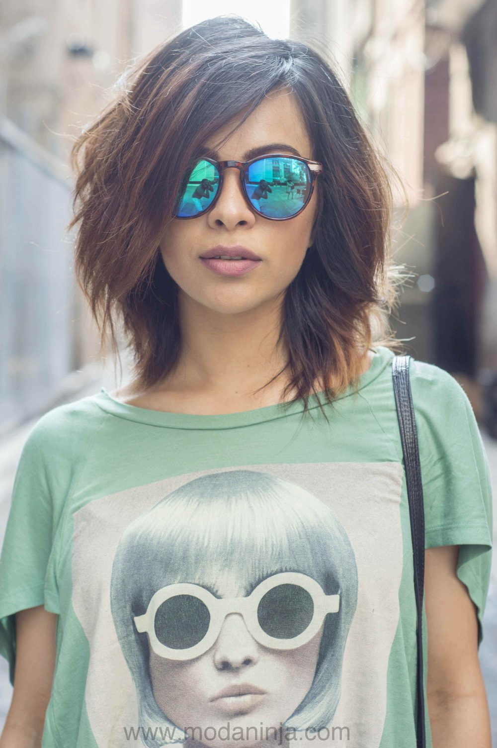 The Girl in Sunnies