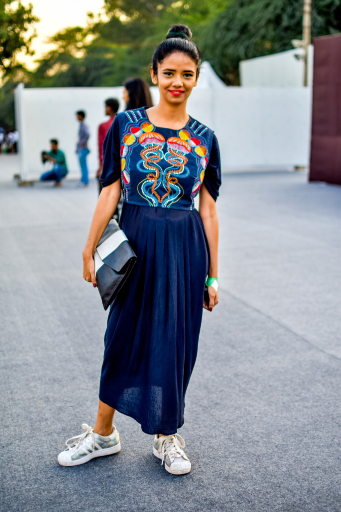what I wore – Amazon India Fashion Week SS16