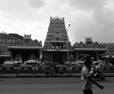 Madras in Monochrome