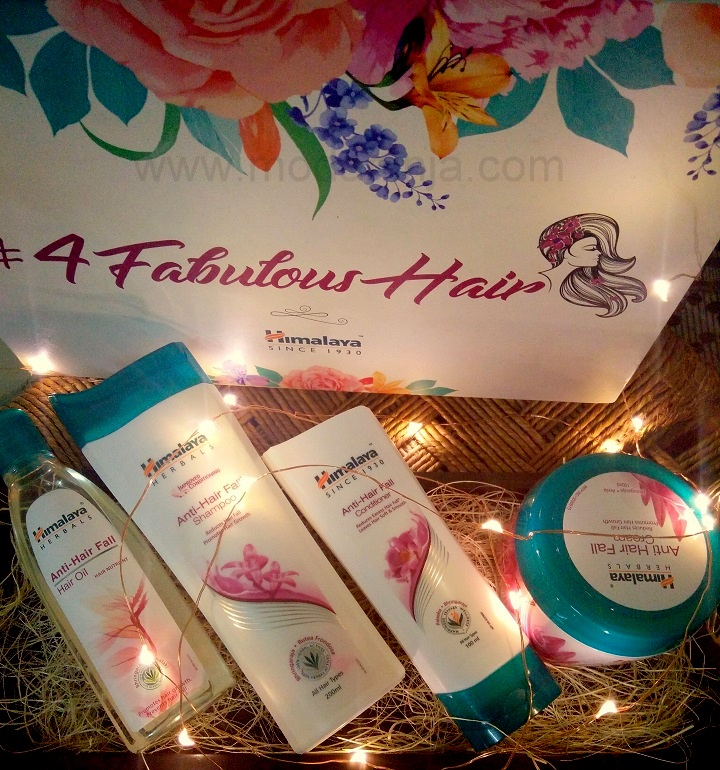 himalaya anti hair fall range