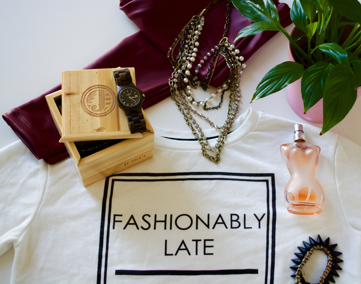 Fashionably-Late-Arrive-In-Style